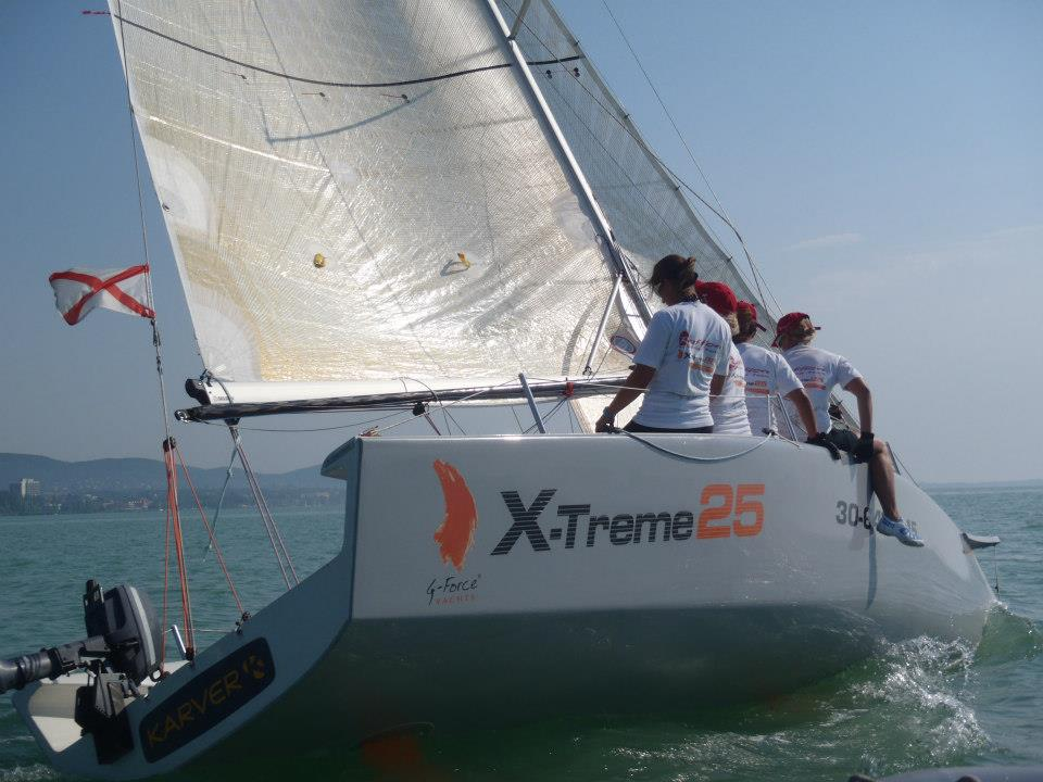G-Force Yachts X-Treme 25