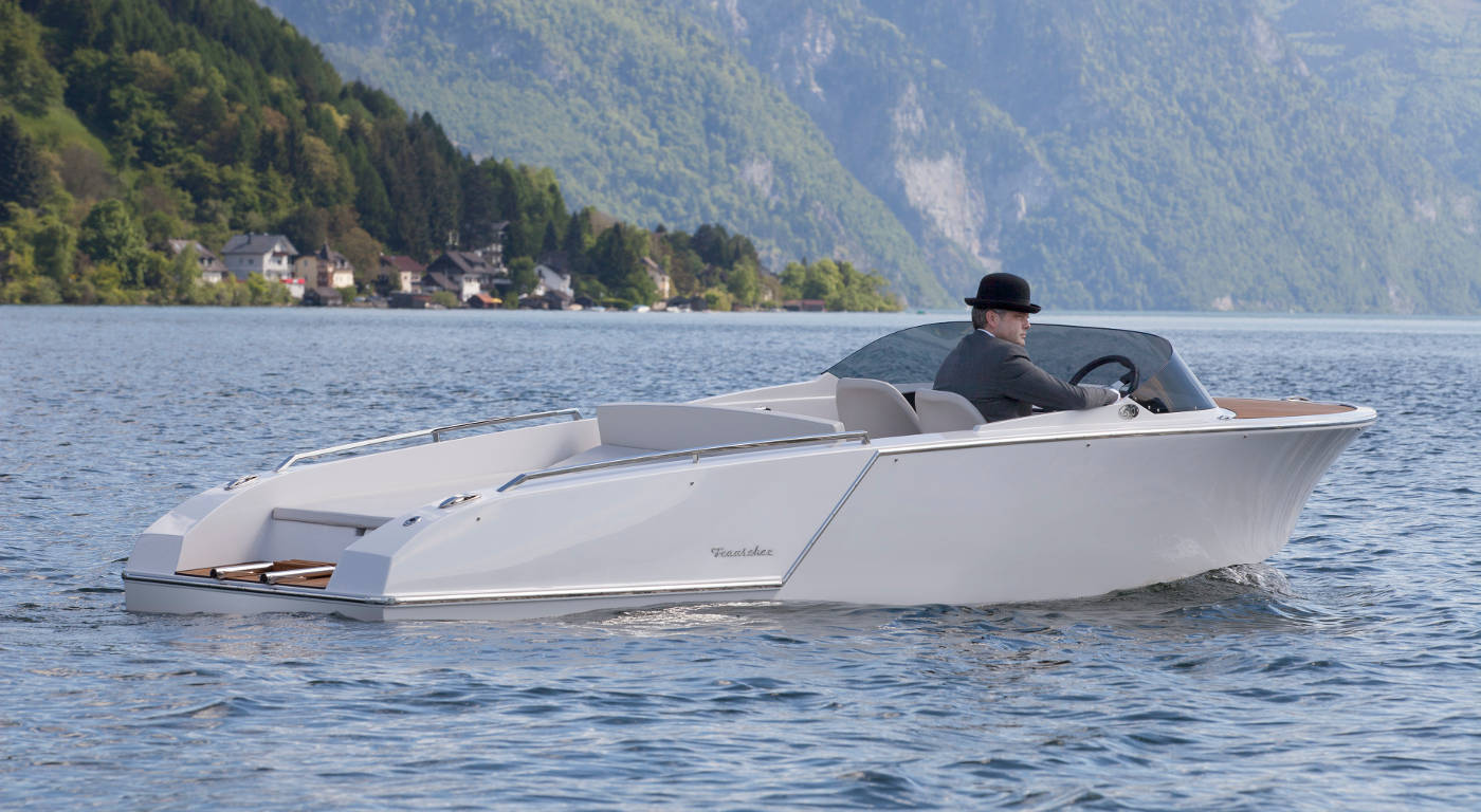 Frauscher 610 San Remo (electric)