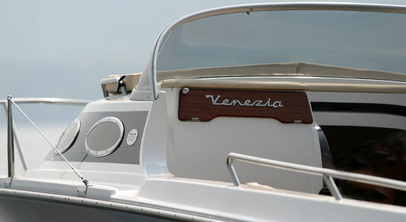 Frauscher 707 Venezia (electric)