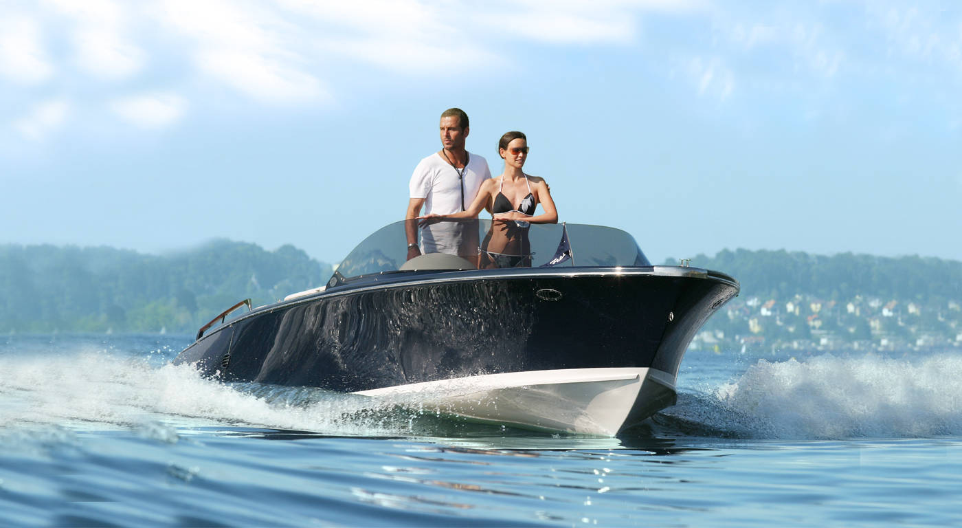Frauscher 750 St. Tropez (electric)