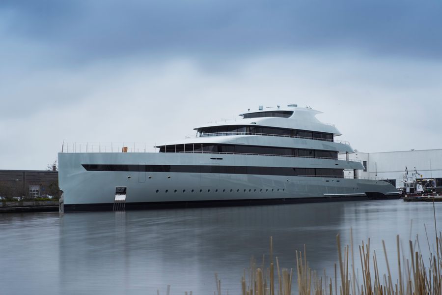 Feadship Savannah