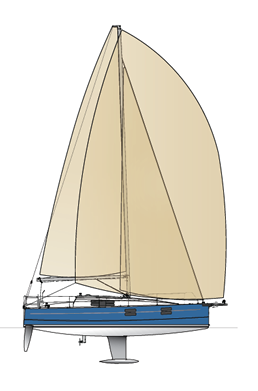 Azuree 33 Cruiser