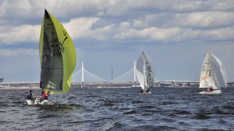 В Санкт-Петербурге проходит 1 этап Кубка Ассоциации SB20