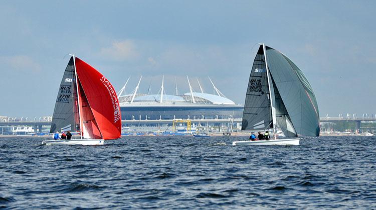 В Санкт-Петербурге завершился 1й этап Кубка Ассоциации SB20