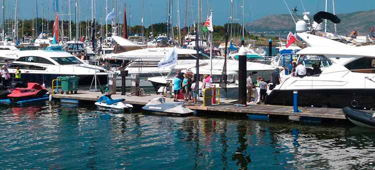 All Waves Boat Show
