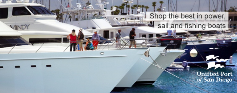 San Diego International Boat Show